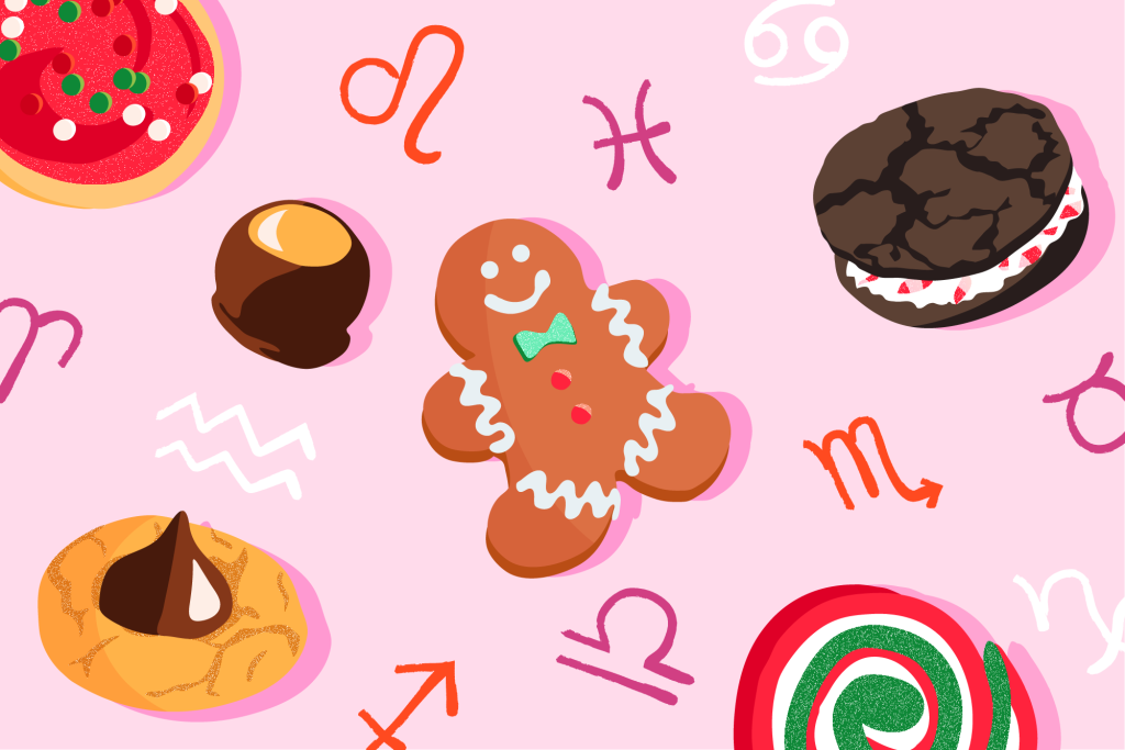 The Perfect Holiday Cookie, According to Your Zodiac Sign