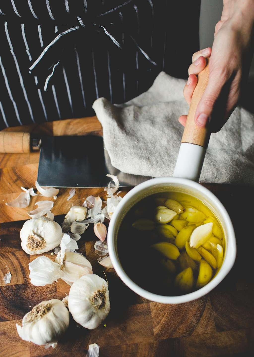 Garlic Confit Is the Magic Secret to Loving Any Vegetable