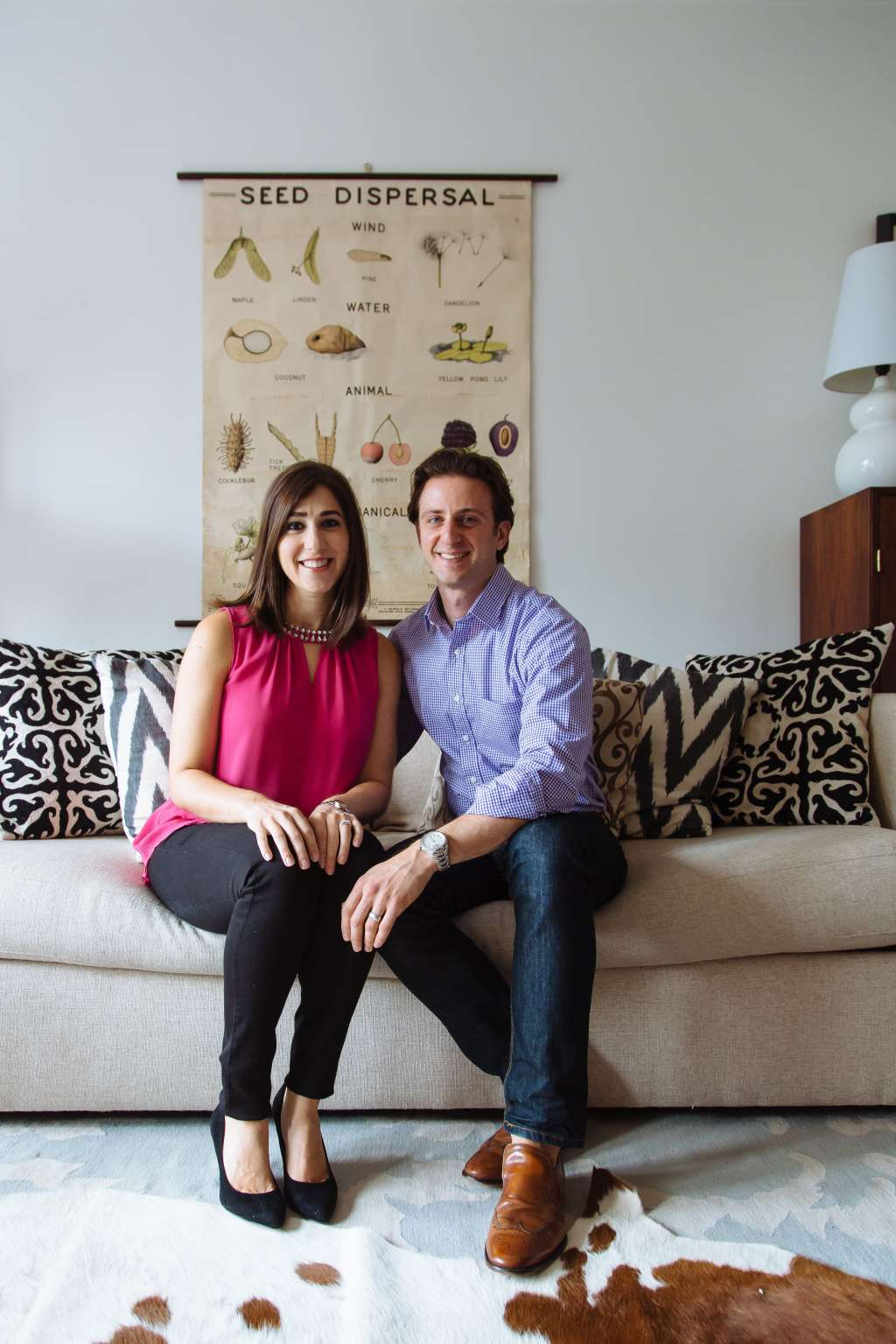 House Tour: A Scenic & Textured Brooklyn Home