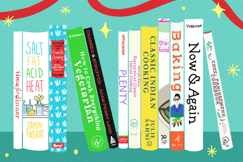 The 12 Best Cookbooks of All Time to Give (and Get) in 2018