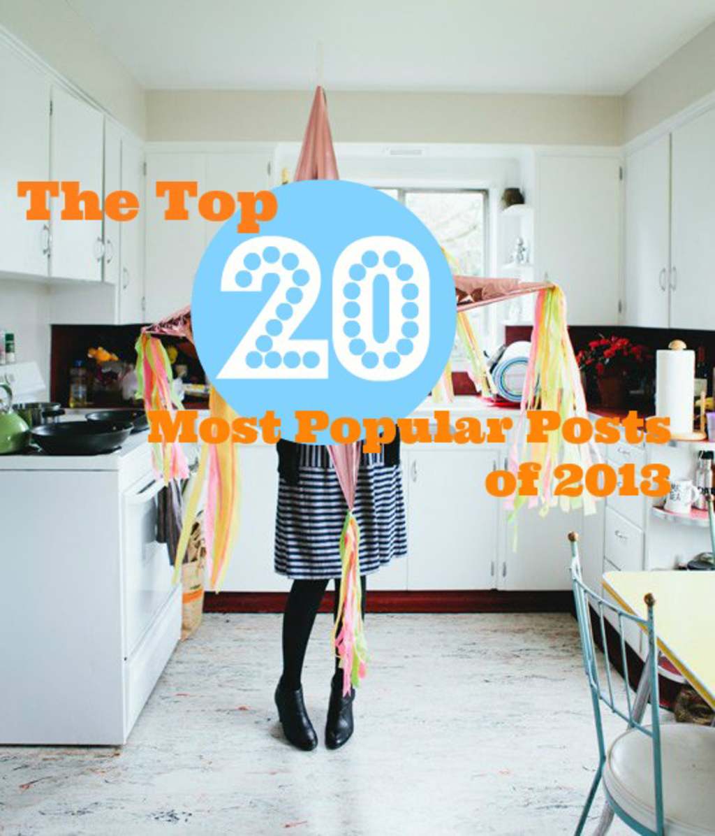 The Top 20: Most Popular Posts of 2013