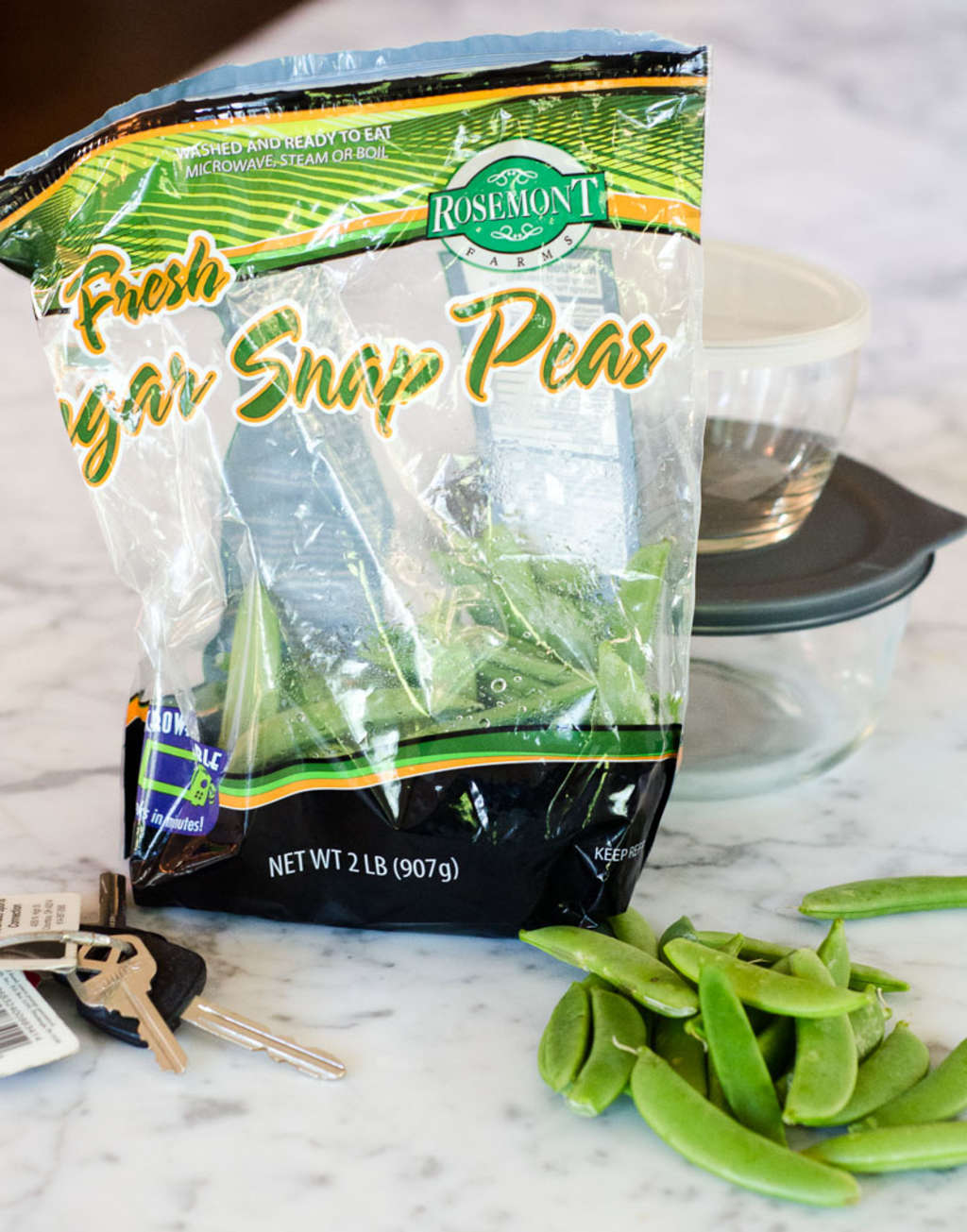 faith u0026 39 s healthy travel snack  sugar snap peas   and