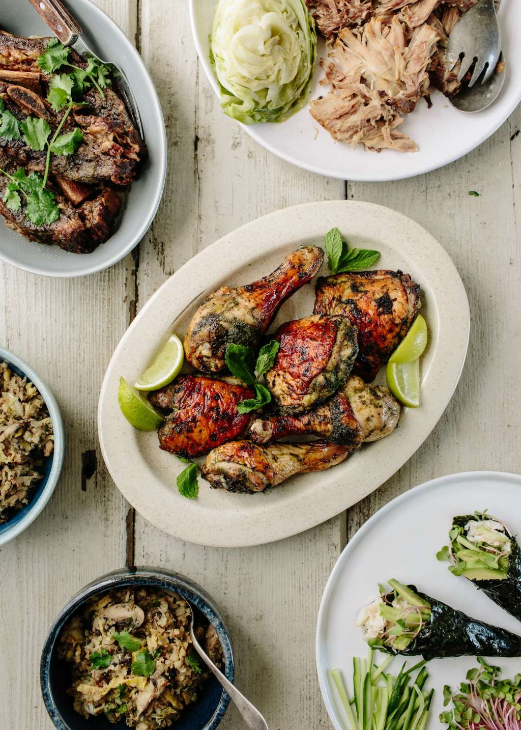 A Week of Easy Dinners for Paleo-Curious Cooks