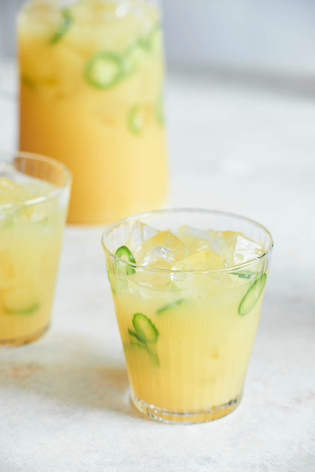 The Sweet & Spicy Punch That's Sure to Get the Party Started