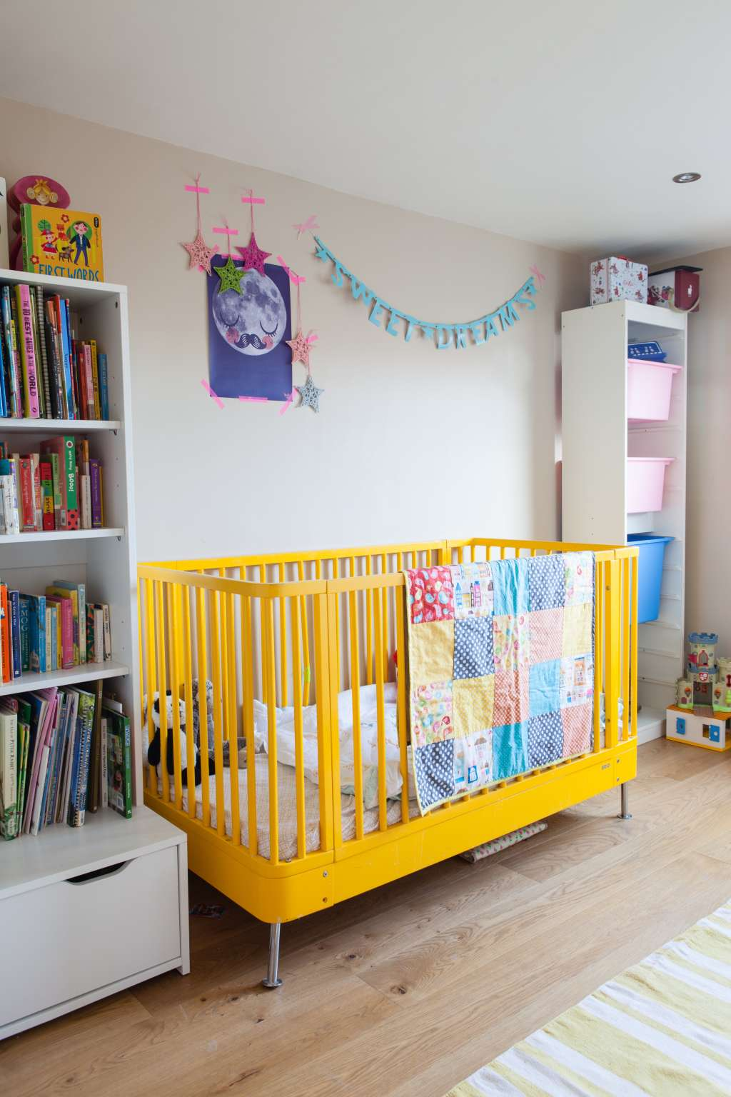 Quick Rental Fixes for the Kid\'s Room | Apartment Therapy