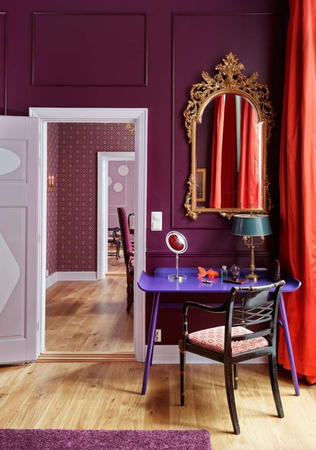 Even More Unusual Color Combos: 10 Weird Pairings That Work