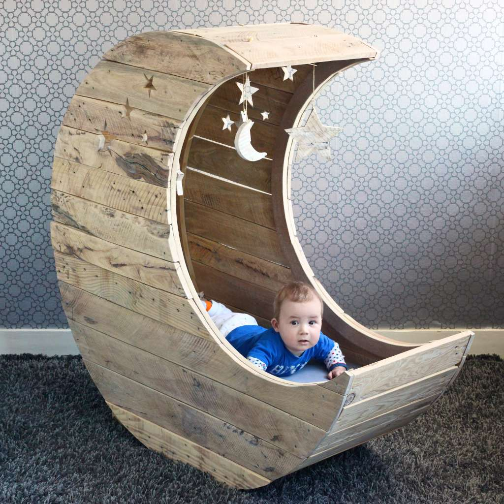 Build Your Own Beautiful Moon Cradle