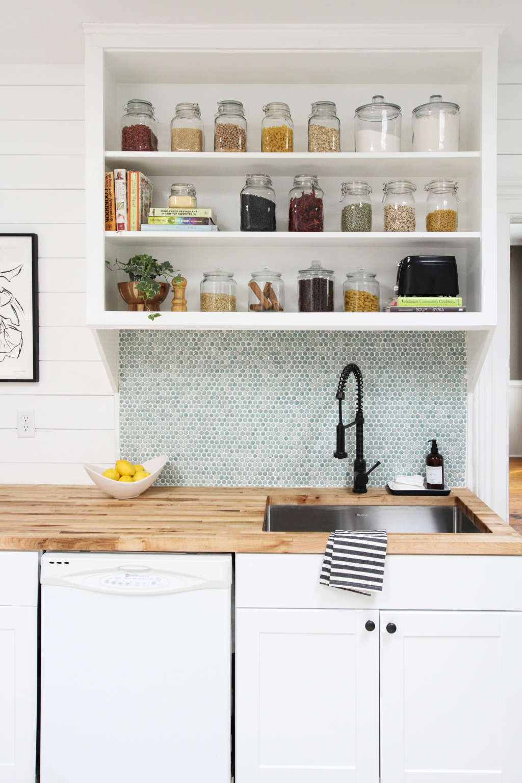 How To Grout Tile Backsplash Apartment Therapy