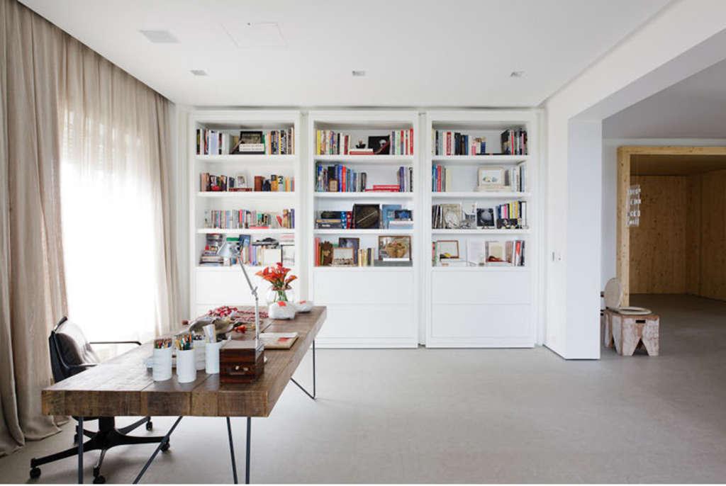 Hidden Rooms in a Brazilian Home