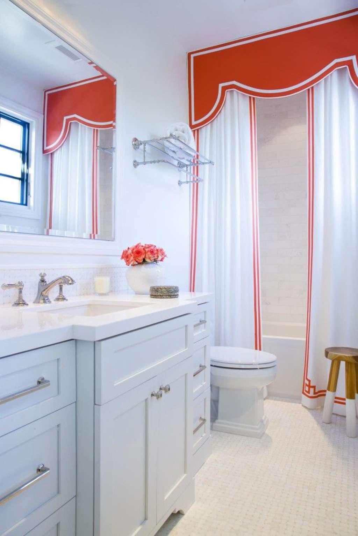 Shower Curtain Design Ideas: Valances, Cornices & Pelmets ...