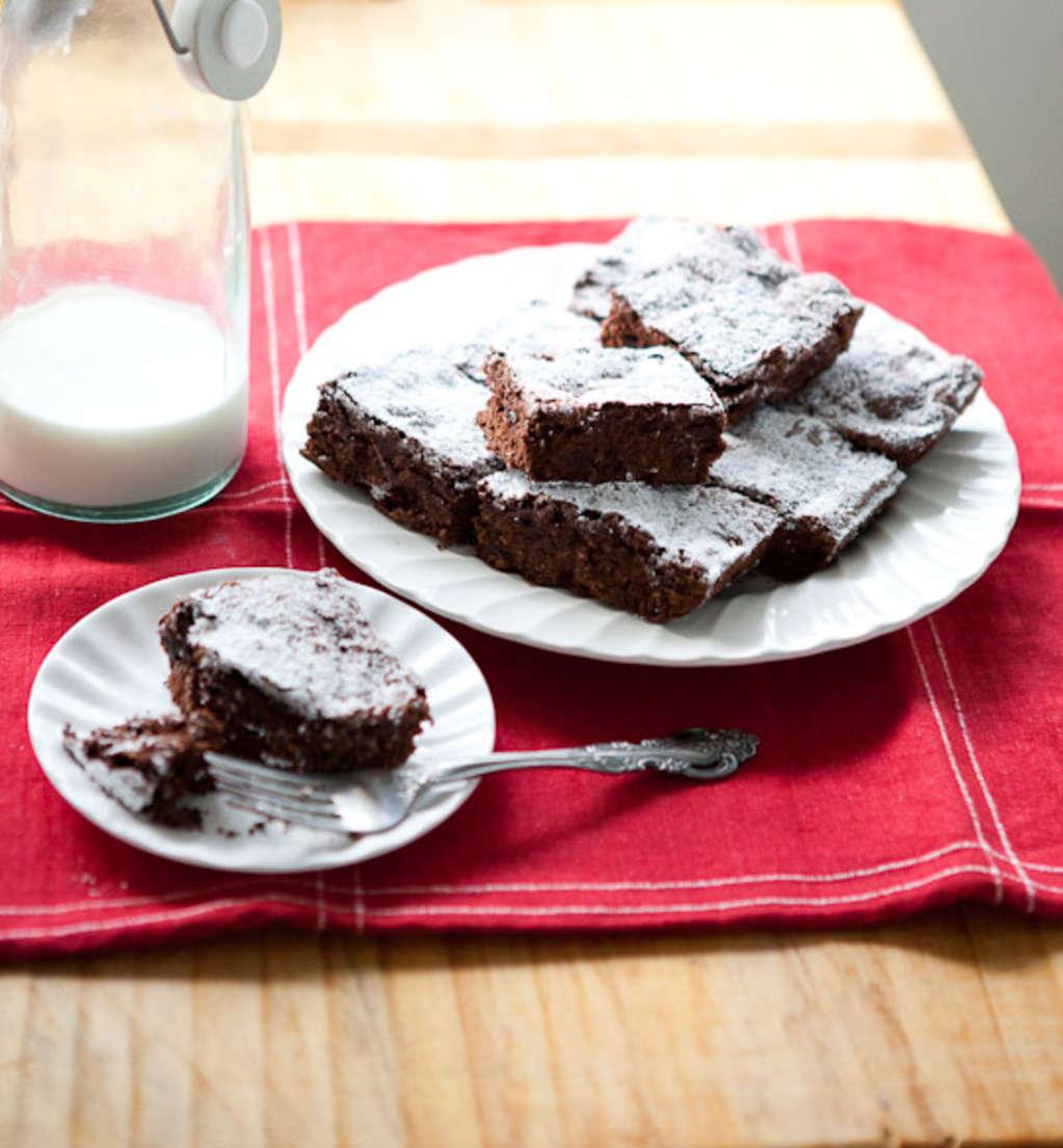 Quick Dessert Recipe: Double-Chocolate Cherry Quinoa