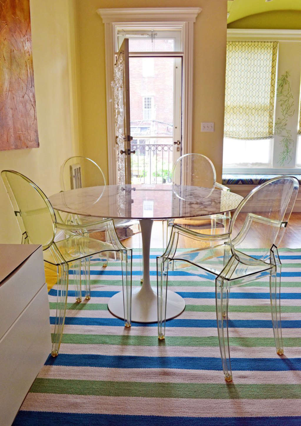 Seema's Global Eclectic Rowhouse