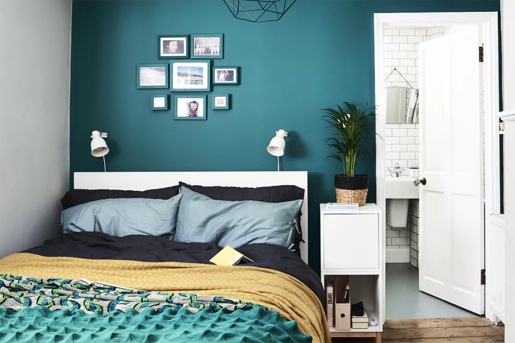 10 IKEA Buys To Make the Most of a Small Bedroom