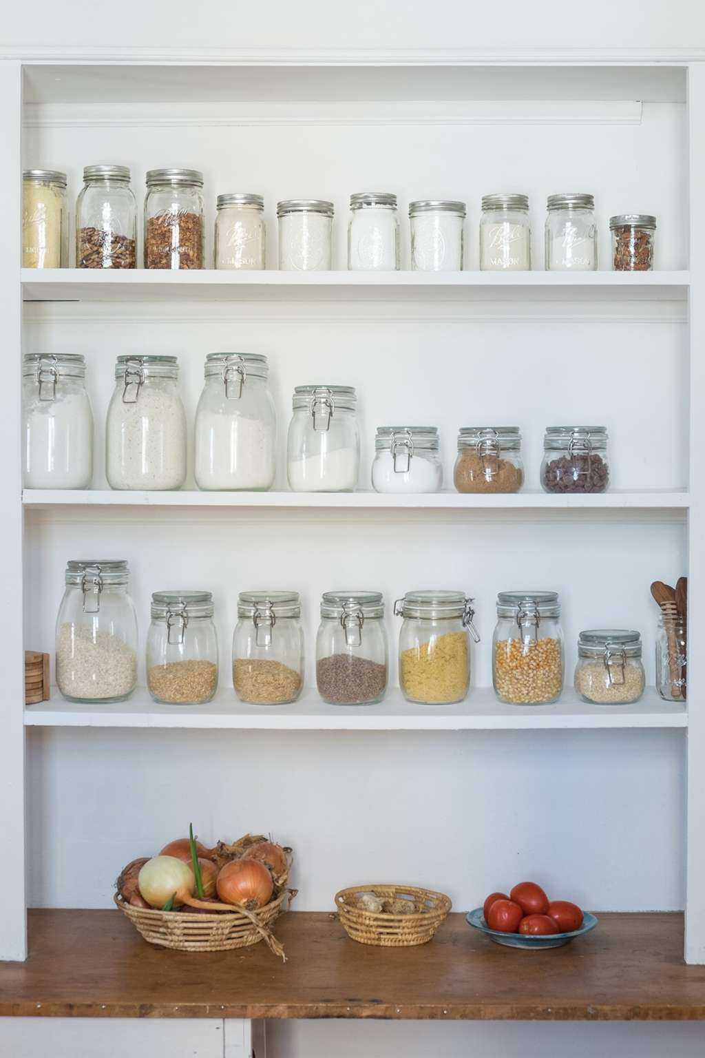The Ideal Pantry Looks Nothing Like You'd Expect