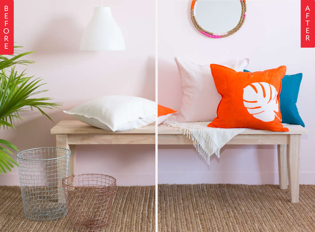 8 DIY Ways to Add Color to Your Home This Summer