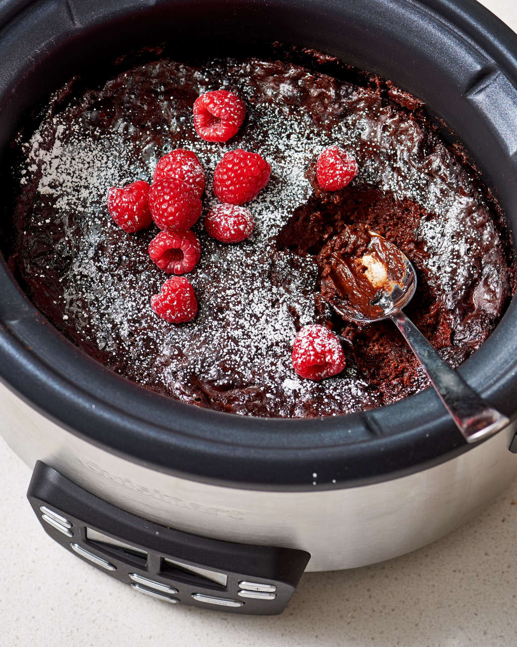 The Best Chocolate Lava Cake Comes from the Slow Cooker