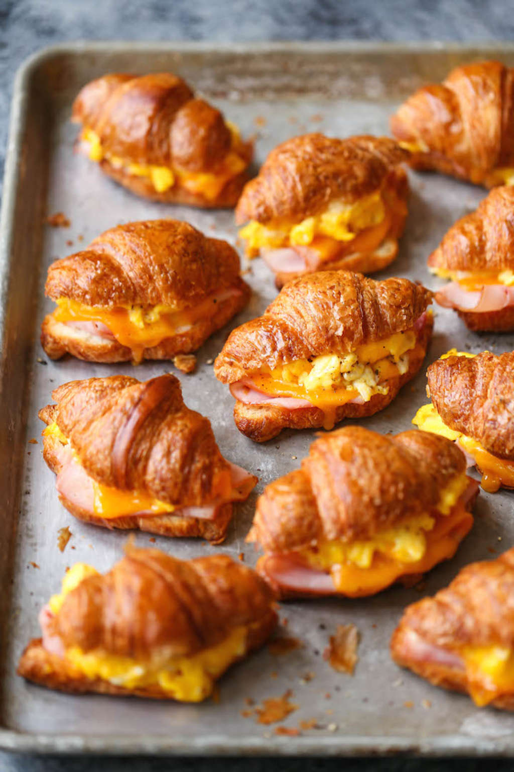 Make-Ahead Croissant Egg Sandwiches Are Perfect for Brunch
