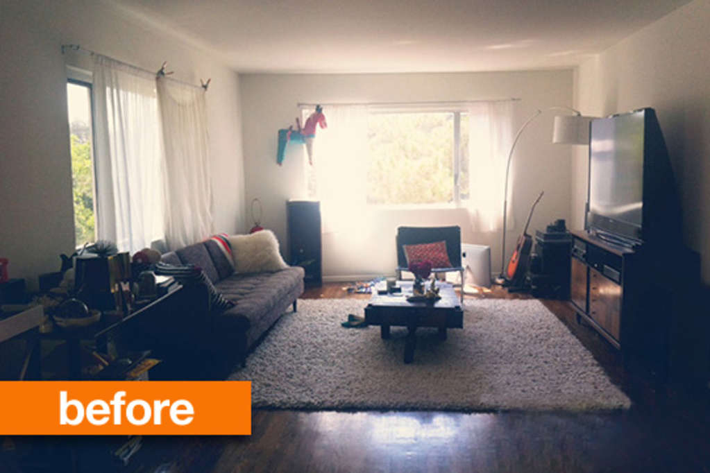 Before & After: Whole Room Transformations