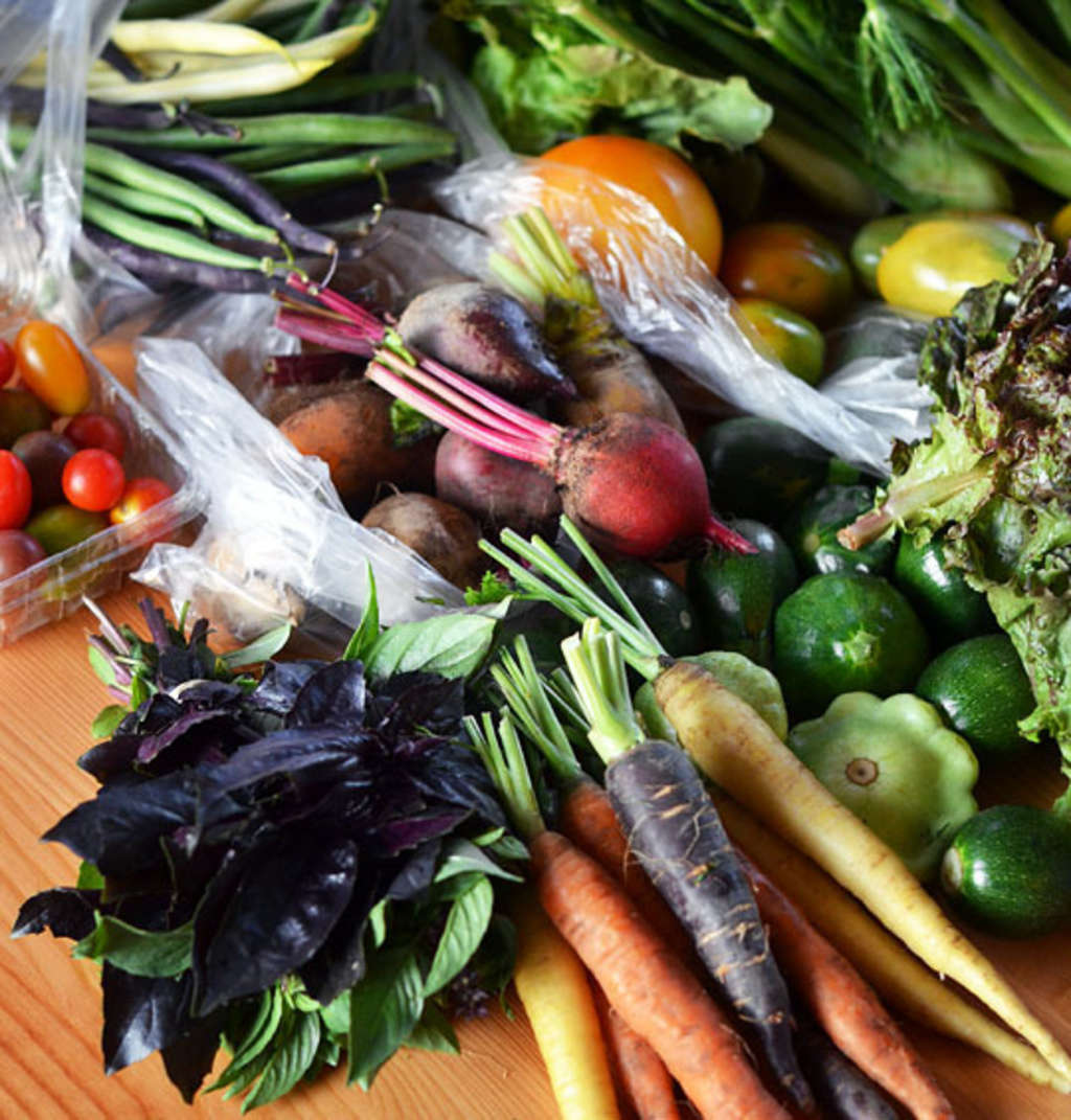 Chef Garden: Vegetable Boxes From The Chef's Garden