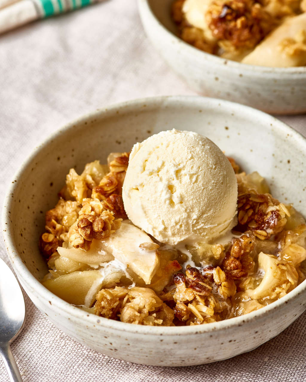 The Only Apple Crisp Recipe You Need for Fall