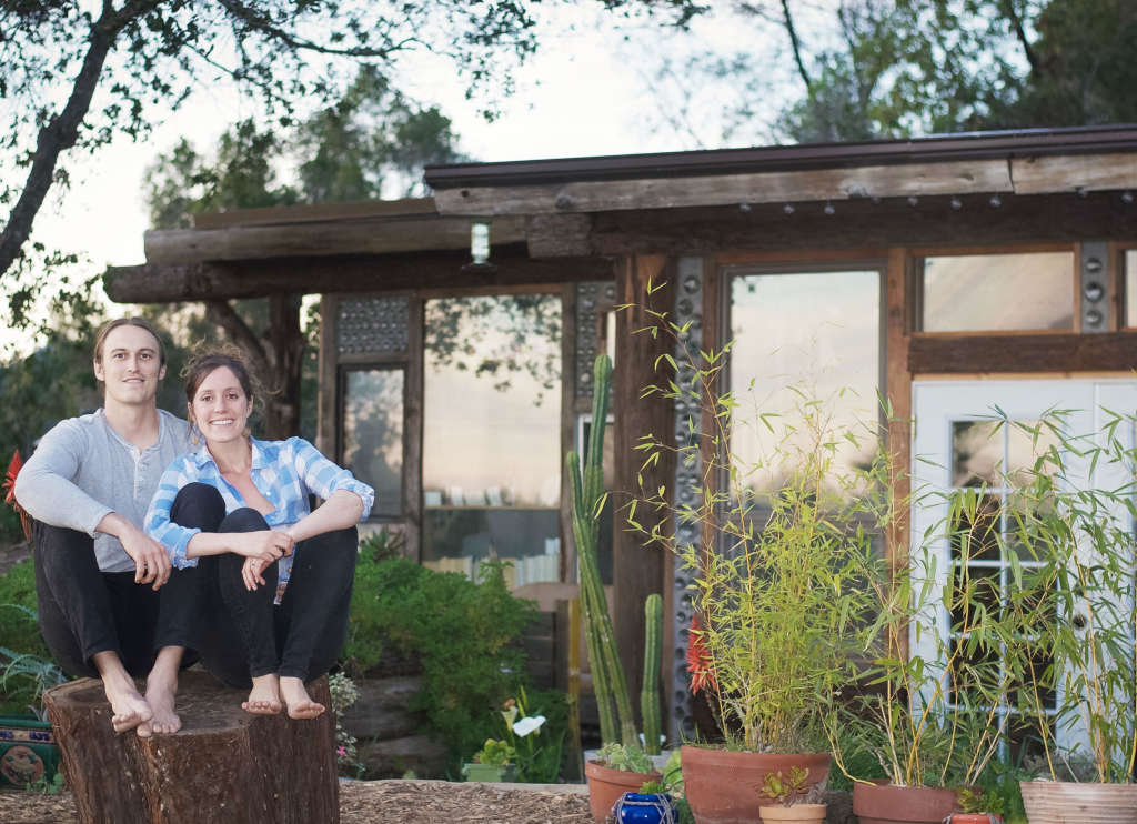 This Small, Sustainable Home Cost Less Than $10k to Build