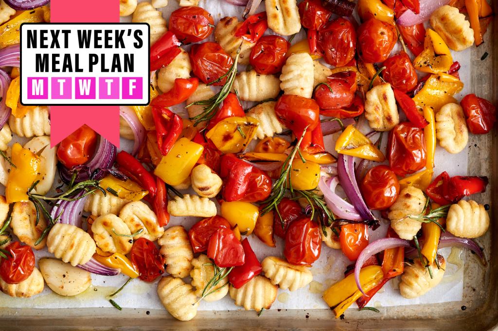 5 Super-Practical Sheet Pan Dinners