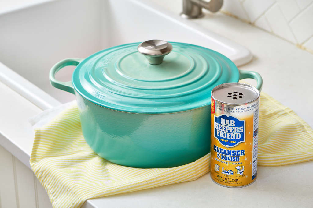 uses for bar keepers friend in the kitchen kitchn. Black Bedroom Furniture Sets. Home Design Ideas