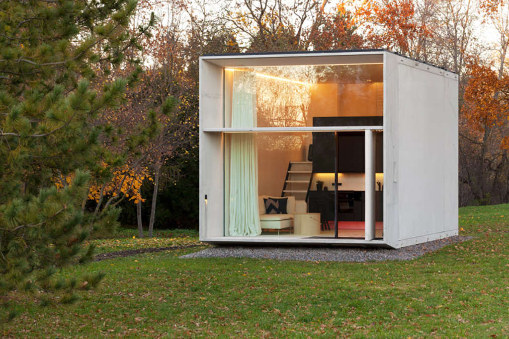 The 269-Square-Foot House That Can Be Built In a Day