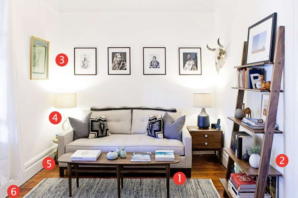 Why Jesse's Living Room Works: 6 Ideas to Steal for Your Small Space