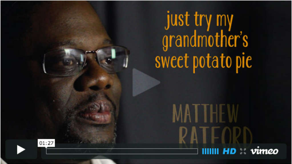 A Spoken Dish: Preserving Southern Food Traditions One Story at a Time