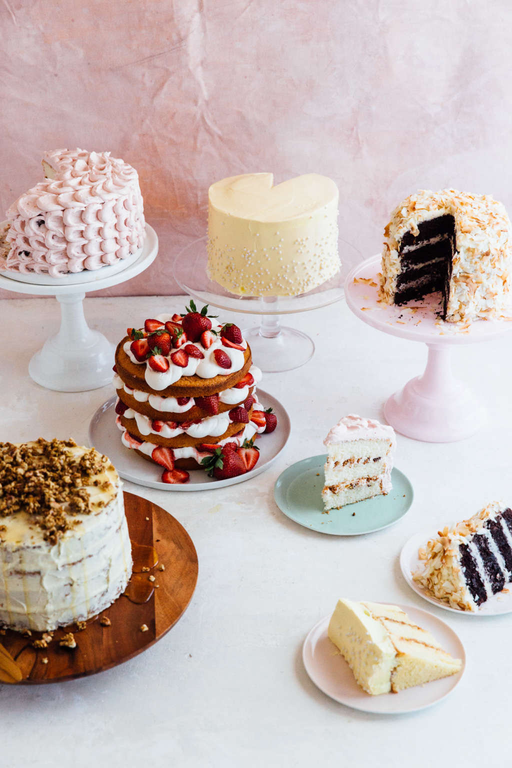 These 5 Stylish Layer Cakes Will Make Any Party More Magical