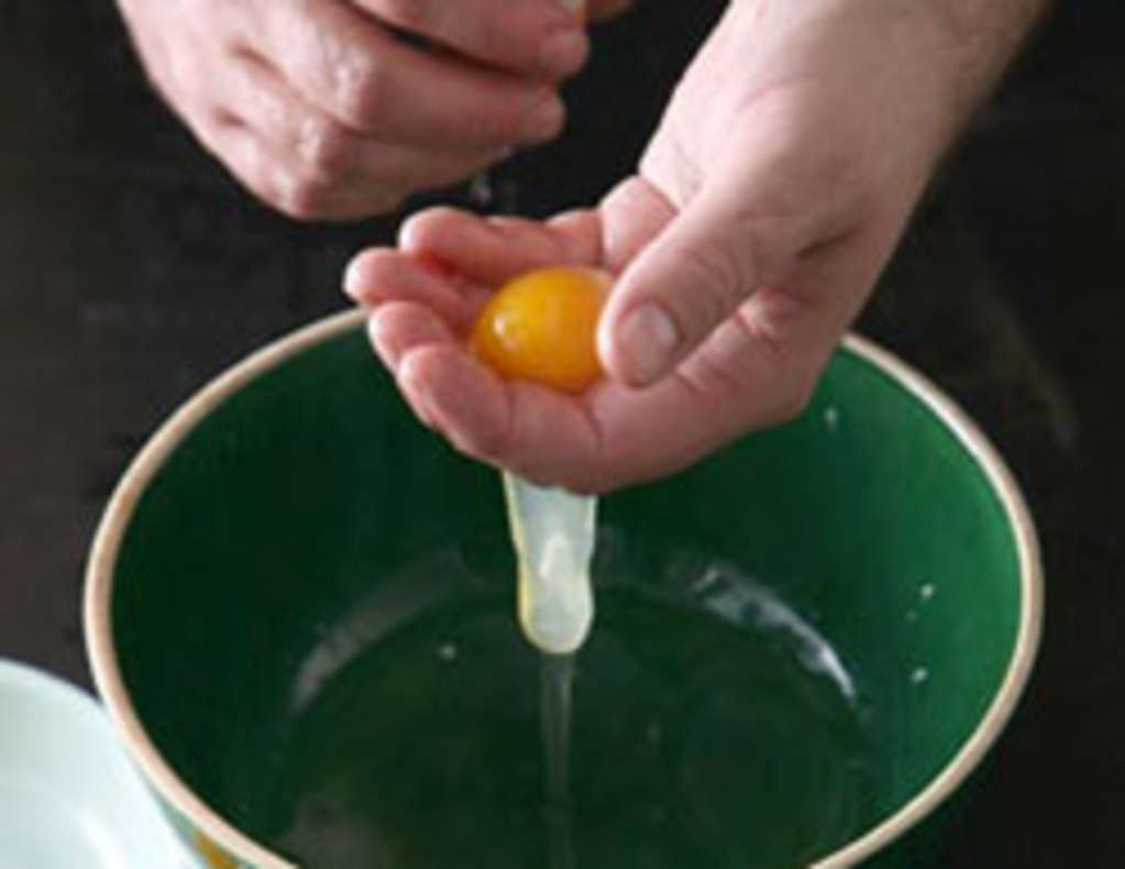 what can you use leftover egg yolks for