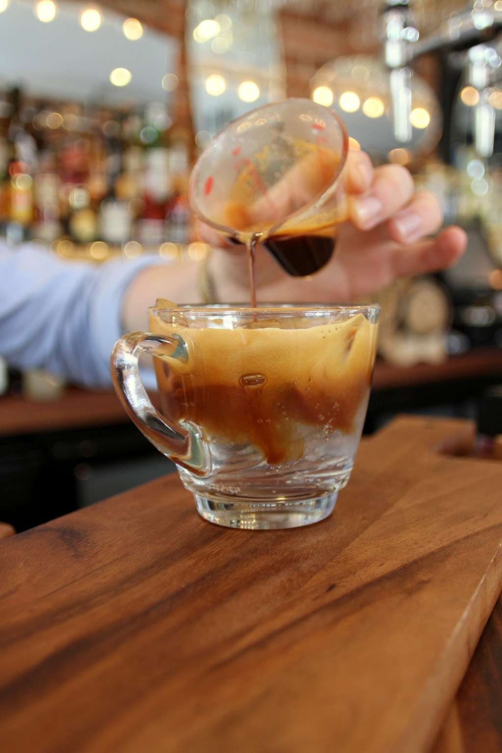 Coffee and Tonic Water Just May Be Your New Favorite Summer Drink