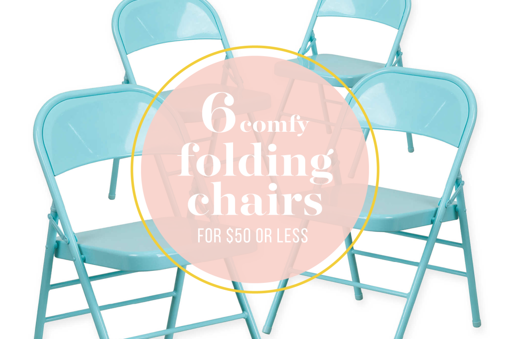6 Budget Friendly Folding Chairs Kitchn