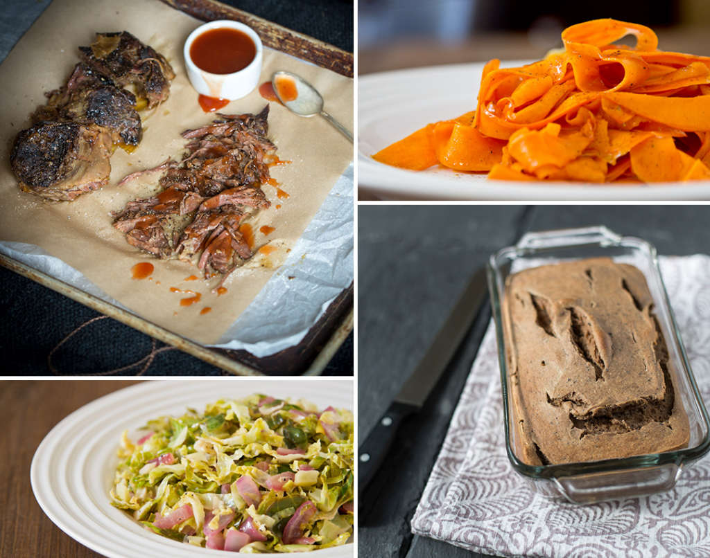 """Make Double or Triple"": George Bryant's Satisfying Paleo Dinner Menu"