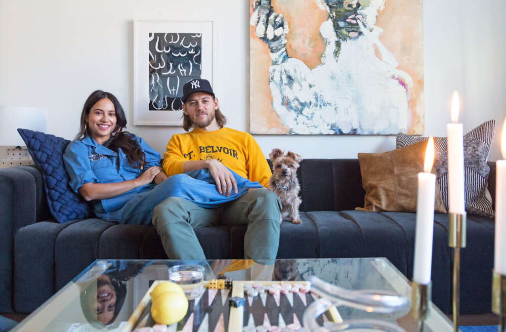 Chillhouse Founder Cyndi Ramirez's Fresh West Village Rental
