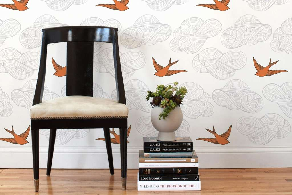 Where to buy temporary and removable wallpaper apartment - Removable wallpaper for renters ...