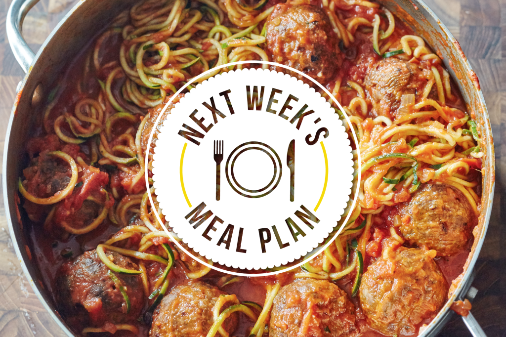 Next Week's Meal Plan: 5 Recipes for a Week of Whole30