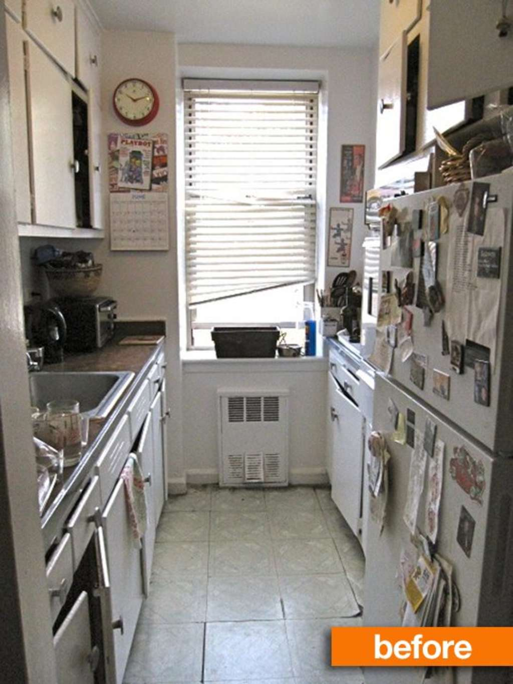Before & After: Lisa & Brian's Brooklyn Kitchen Transformation