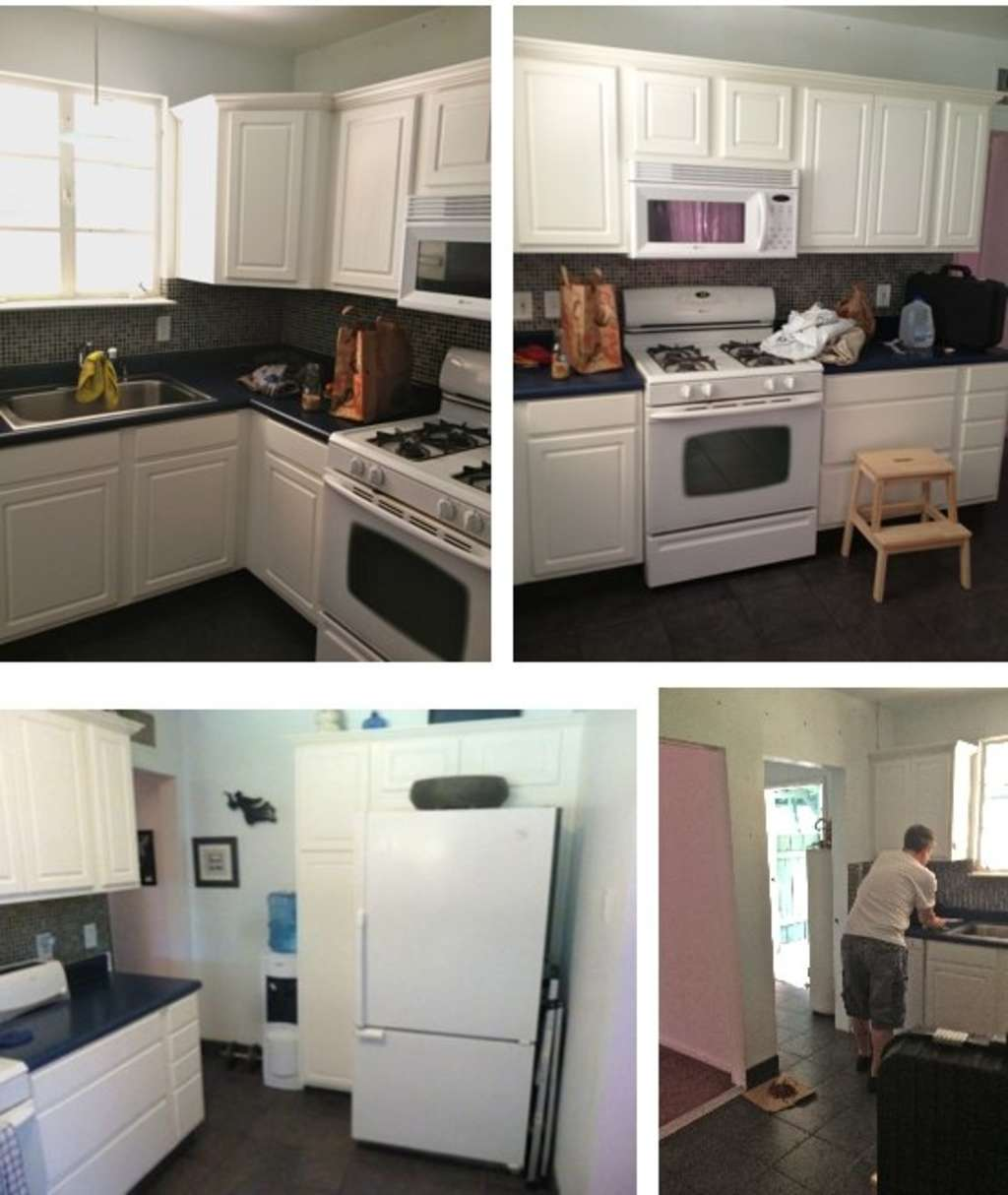 "The ""See You Later, Princess"" Kitchen Makeover"