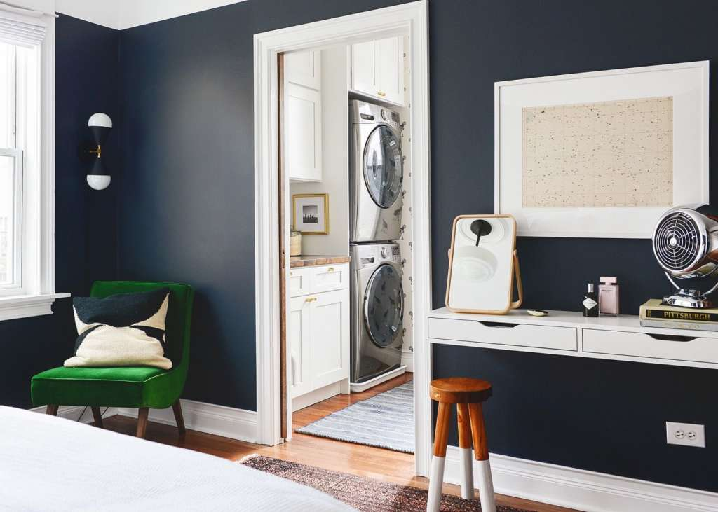 9 Laundry Rooms That Don't Suck