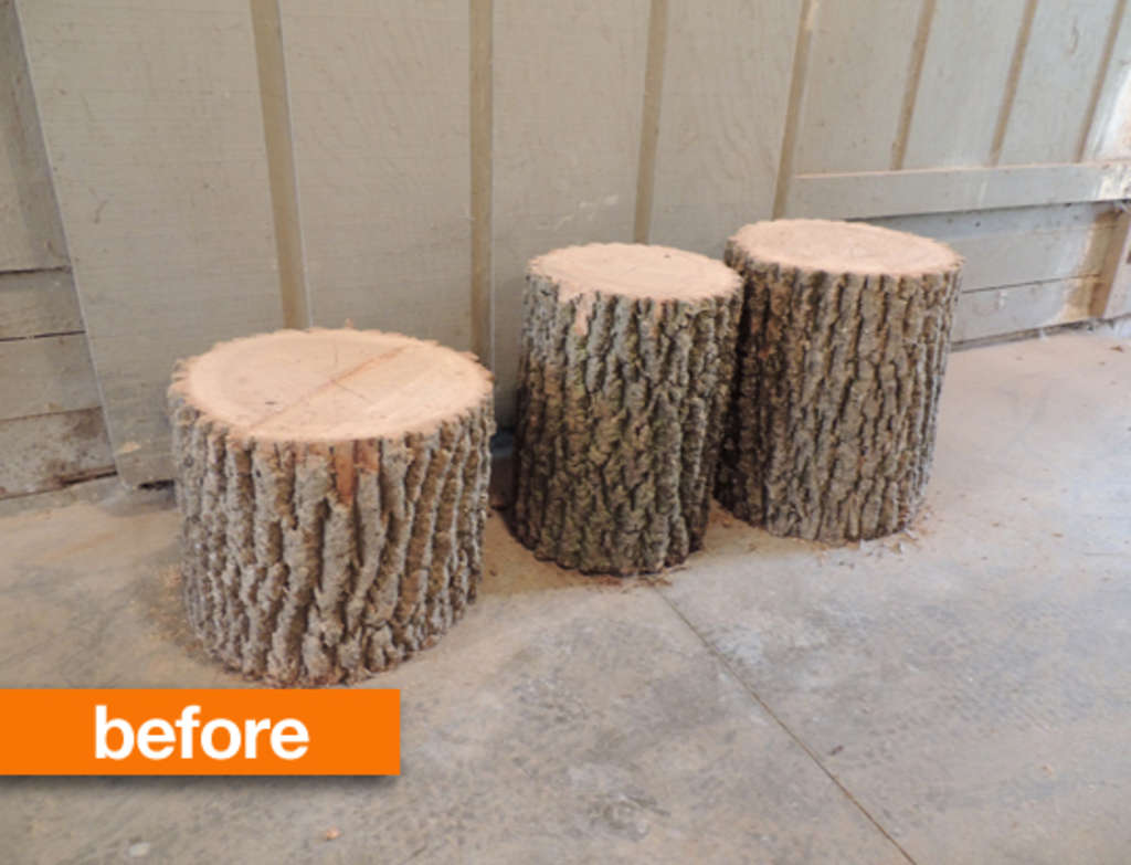 Before & After: Don't Get Stumped by This DIY