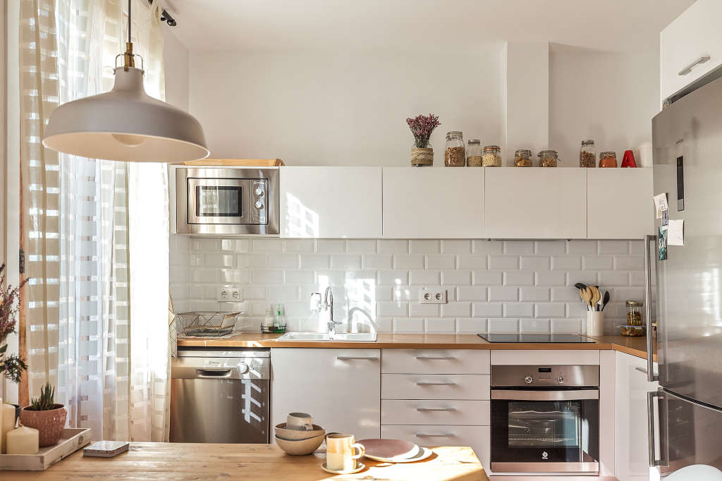 10 Ways to Clean Your Kitchen Less Often, and Enjoy It More