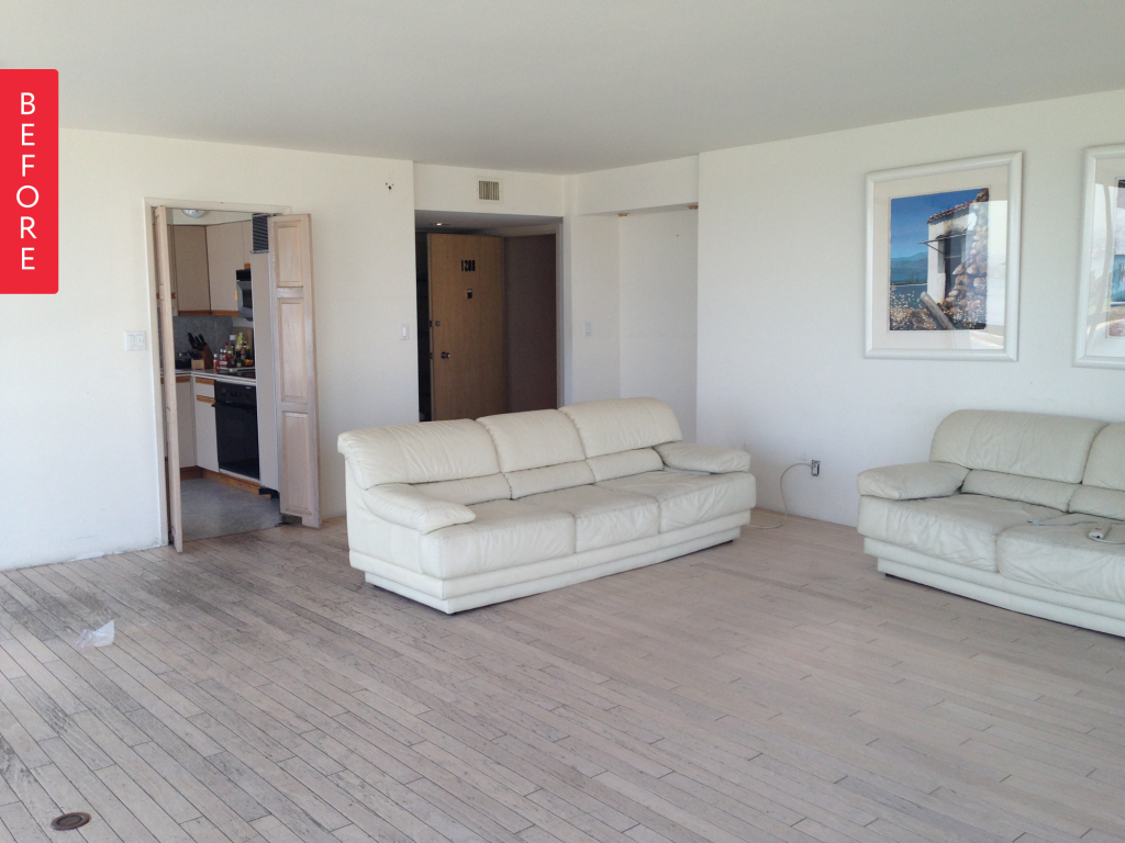 Before & After: Closed-Off Condo Opens Up