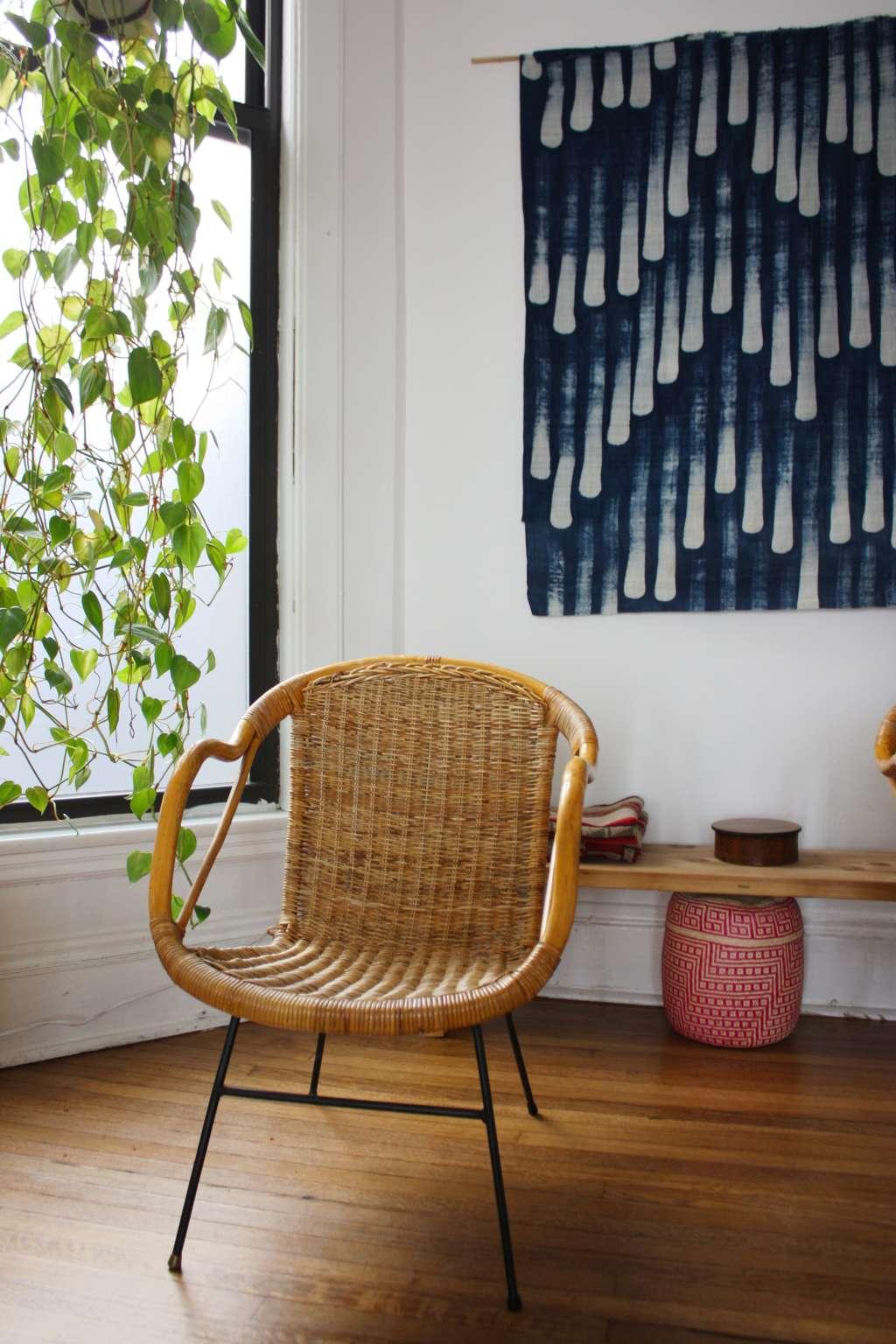 DIY Ideas: Using Fabric for Wall Art