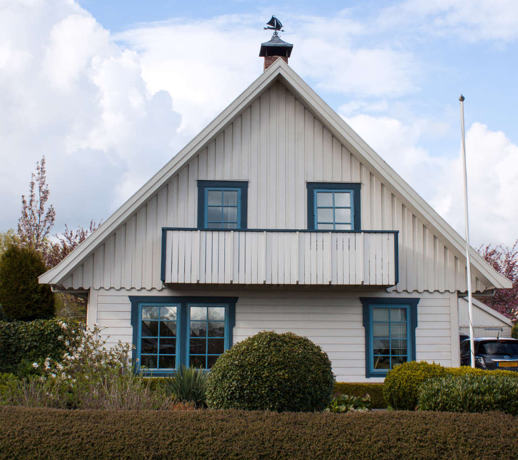 A Scandinavian Fairy Tale House