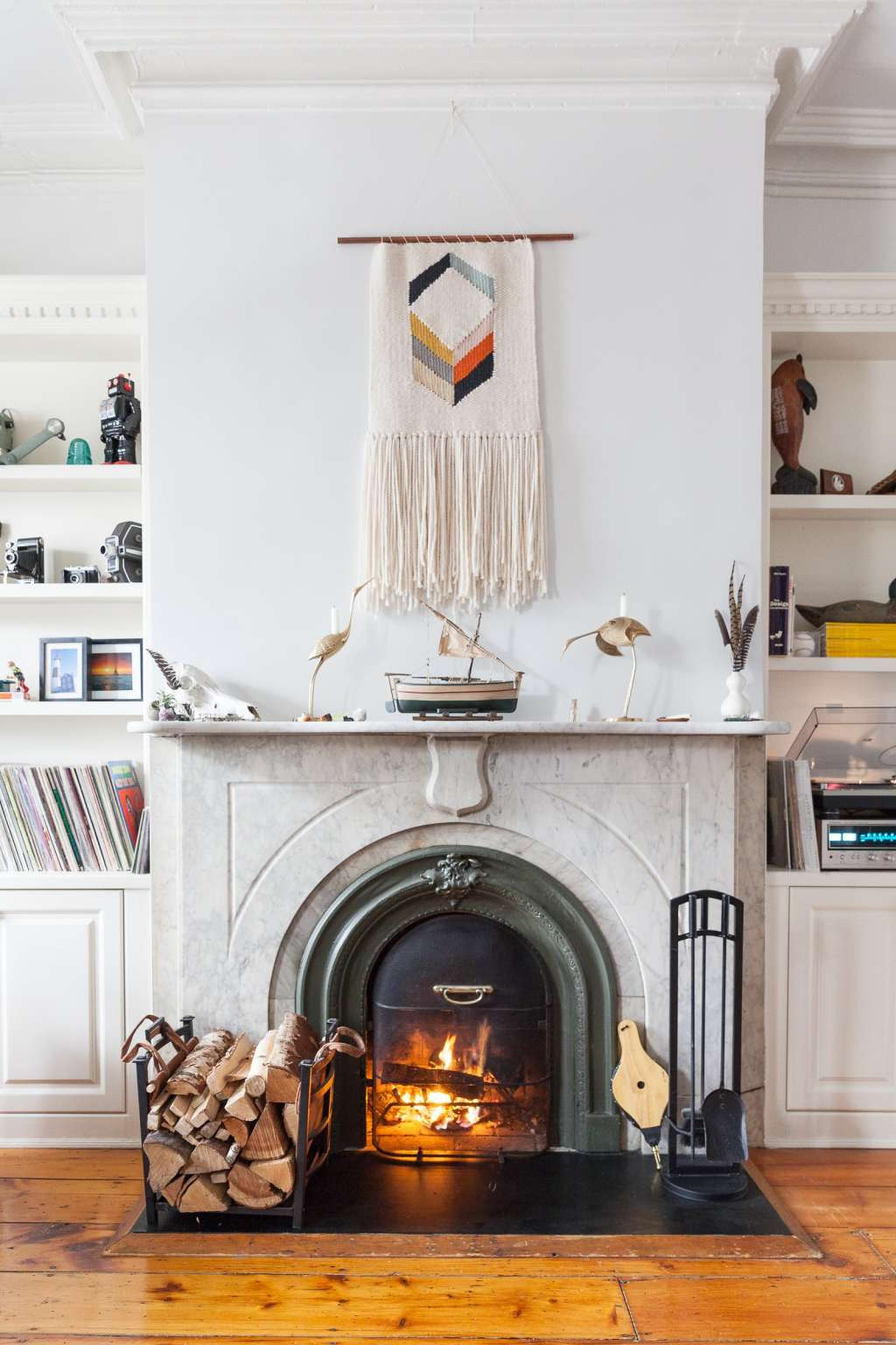 4 ways to get your fire fix without a fireplace | kitchn