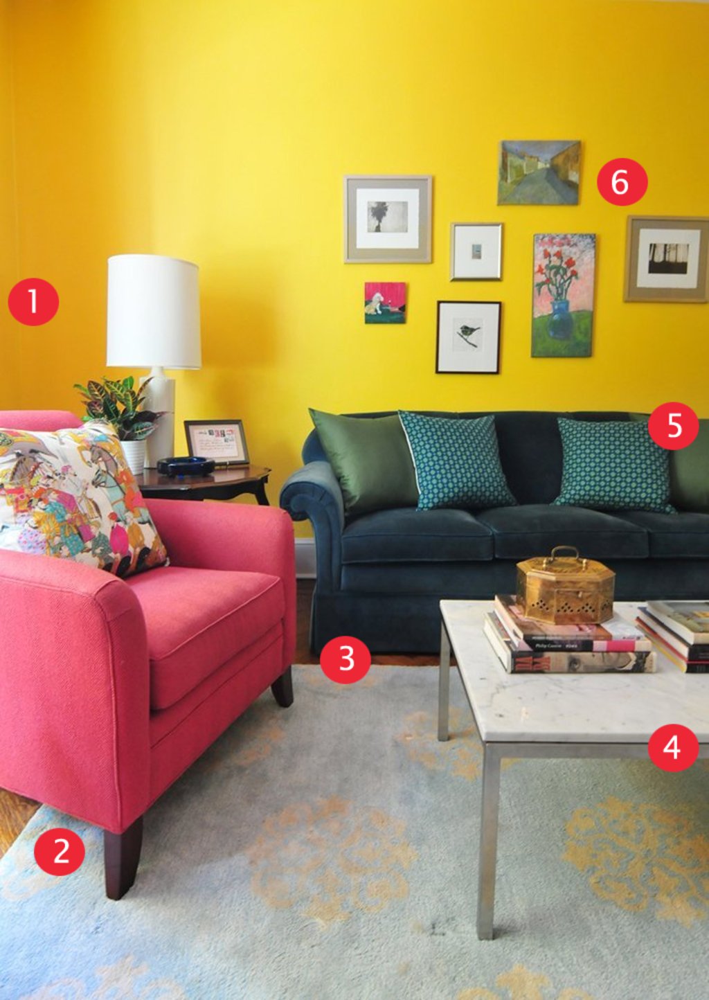 7 Small Bedroom Designs By Professional Experts: Why This Room Works: 6 Expert Color Mixing Tips To Steal