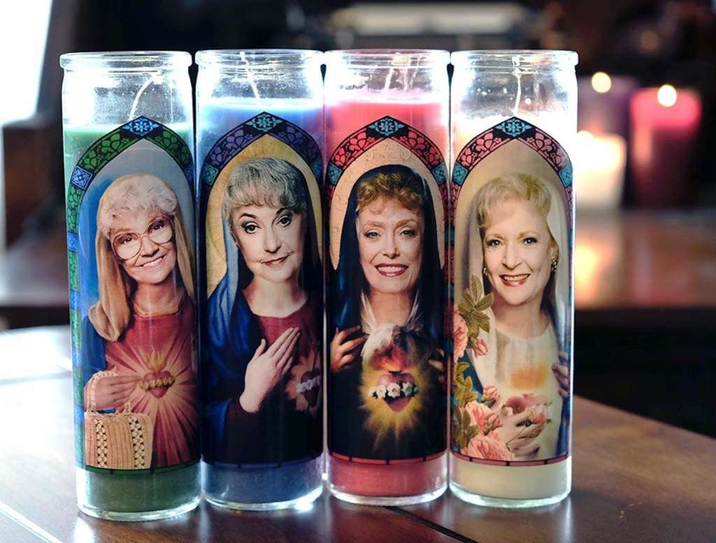 These Golden Girls Candles Are the Perfect Christmas Gift