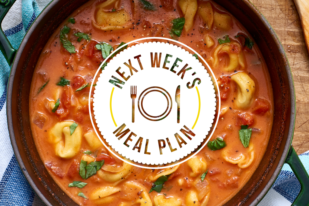 5 Vegetarian Fall Recipes for the Week Ahead